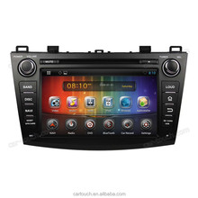 car dvd player for MAZDA 3 2009-2012 with radio /gps navigation /ipod/mp3 android