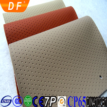 environmental cold resistant bally flex fire resistant textiles leather auto upholstery materials