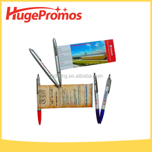 Flyer Printed Customized Promotional Banner Pen