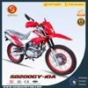 Chinese Newest Cheap 200CC Dirt Pit Bike Special Red Rim NXR BROS Made in China SD200GY-10A