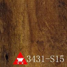High pressure laminate for wood flooring
