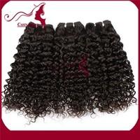 2015 New Arrival 6A Unprocessed jerry curl cheap virgin brazilian hair wholesale