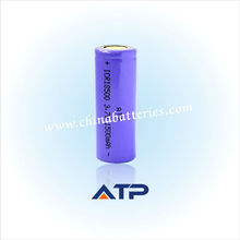 2014 Special Supplying ICR18500 1500mAh 3.7v cylinder lithium ion battery