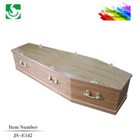 best selling MDF flat packed coffin hardware