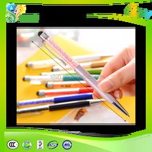 customized Your logo promotional swarovski crystal stylus pen