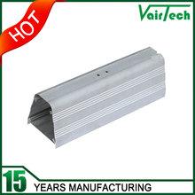 aluminum alloy curtain wall profile rail