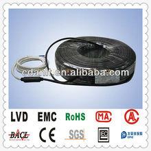Nueva radiación cable de suelo