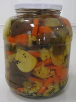 preserved mixed vegetables