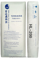 For rubber industry made in China Quality Micro fumed silica HL-200