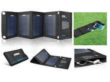 Folding solar panel,Solar charging units for smartphones/tablets