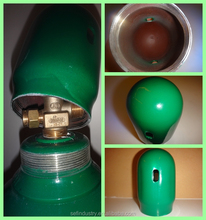 2015 Popular Industrial Seamless Steel Gas Cylinder Cap for Valve Supplied by SEFIC