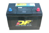 JIS auto battery 12V NX120-7MF
