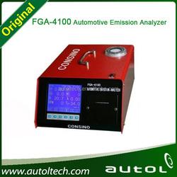 FGA-4100 Petrol and Diesel Exhaust Gas Analyzer Automotive Emission Analyzer In Stock