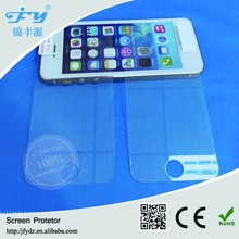 best quality factory direct sell for iphone 6 full screen tempered glass