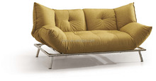 Hot Sale Stock Items Cheap Click Clack Futon Sofa Bed