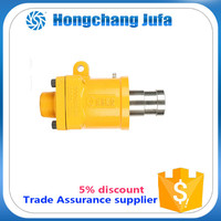 china supplier rotor seal coupling rotary joint aluminum swivel pipe joint