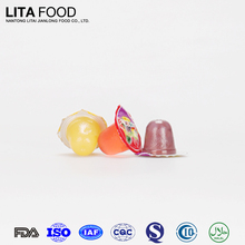2015 best selling new jelly snack assorted fruit mini jelly