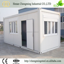 Energy Efficiency Affordable Steady Anticorrosive Low Cost Container Kiosk