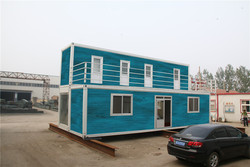 Economical Green Prefab India prefab houses/china new building material