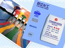 Rutile Suppliers [TiO2 R218 for General Purpose] titanium dioxide