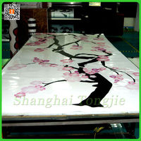 UV flatbed Print Window Transparent Clings