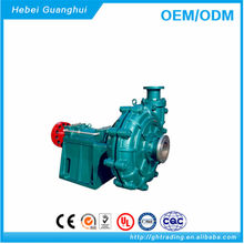 Outsourcing production slurry pump electric driven integrity