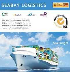Newest seabay rent warehouse china