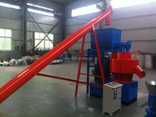 CE approved FD series double vertical wood pellet machine/pellet machine