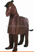 2015 hot sale ,horse costume ,horst party costume