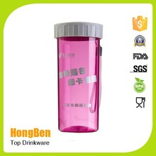 500ml plastic squeeze bottles/promotional BPA free water bottle for kids