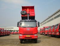 12ton 10 wheel 6x4 Heavy Truck tipper truck faw dump truck