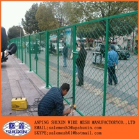 Hot-zinc plated Beautiful grid wire mesh with reasonable price in store