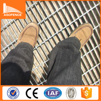 China supply steel grid floor, bar grating, trench grating(Hebei ASO)
