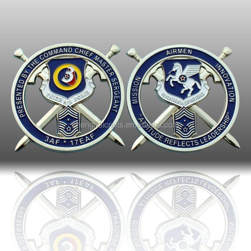 Chellenge coin 0006