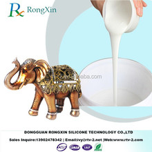RTV-2 Silicone Rubber For Resin Scupture Mold Making