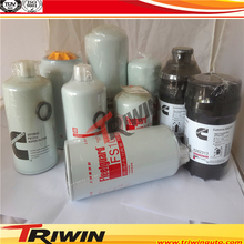 cummin oil filters diesel engine fleetguard fuel filter ff5052 auto truck marine tractor assy paper engine parts