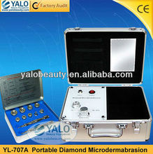 YL-707A Potable CE approved ultrasonic Diamond Cheap Massage Equipment