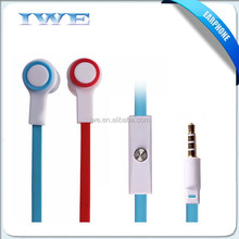 Wholesale mobile phone accessories Phone gaming headset with blue color