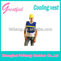 coats and jackets for cooling method