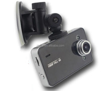 New K6000 Car Dvr Camera Hd 2.7 inch 140 Degree Wide Angle Lens Mini Auto Camera