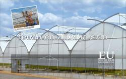 Aluminum Profile For Greenhouse /Sunroom/Glass Room
