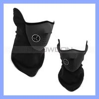 Snowboard Motor Bike Warm Neoprene Winter Black Ski Mask
