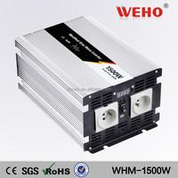 manufacturer 12v ac to dc gird panel power inverter solar 1500w 220v inverter