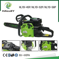 CE approved 58cc gasoline engine band saw