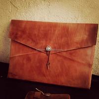 fancy bag use businessmen for macbook pro 15 leather laptop sleeve