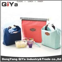 2014 fashion promotional aluminium foil cooler bag