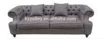 Oriental Antique Style Living Room Sofa Luxury Meeting Room Furniture
