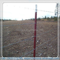 Wonderful and perfect barbed wire fence(Gold Supplier/China manufacturer)