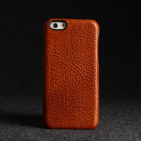 Leather Case for iphone 6 4.7 inches simple luxury leather back cover shell for iphone 6 cellphone protective casing