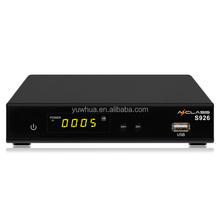 AZ AMERICA S926 IKS SKS free Full HD decoder iptv box hot selling dvb legoo smart tv box